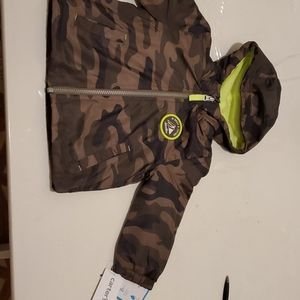 Carters midweigh jacket size12M